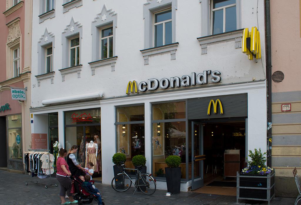 Mcdonalds straubing adresse