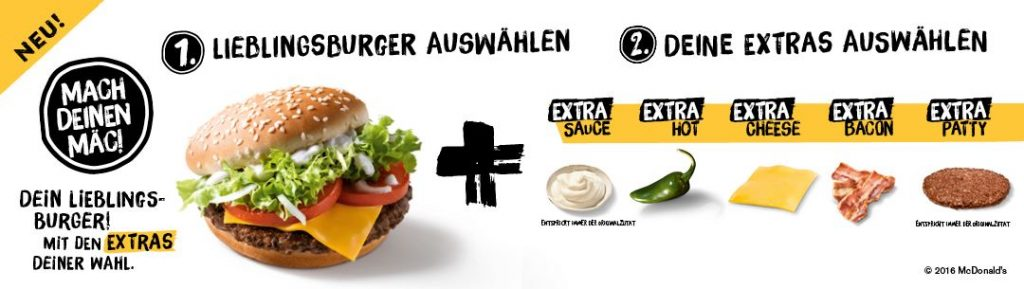 Quelle: McDonald's Deutschland Inc.